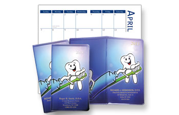 dental pocket calendar